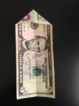 How to Make an Origami Shirt With Tie From a Dollar Bill | Recipe ... | 354x264